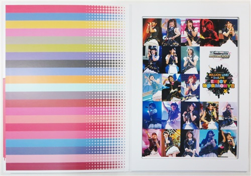 THE IDOLM@STER MILLION LIVE! 2ndLIVE ENJOY H@RMONY!! LIVE Blu-ray COMPLETE THE@TER 特製フレーム付A4ビジュアルシート 【Amazon.co.jp BD購入特典】