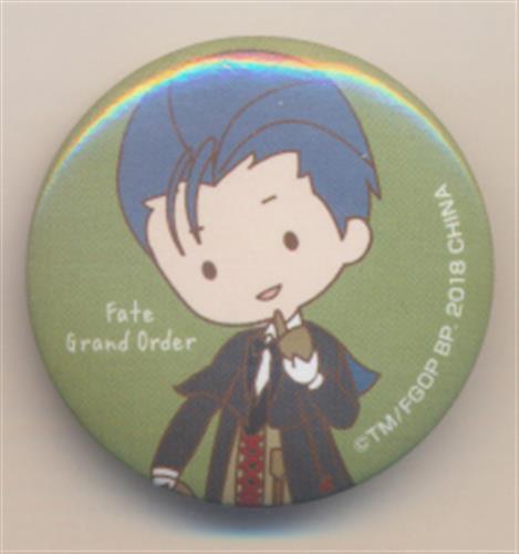 一番くじONLINE Fate/Grand Order ~カルデア オブ シュガー~ 缶バッジ シャーロック・ホームズ(ルーラー) (E賞単品)