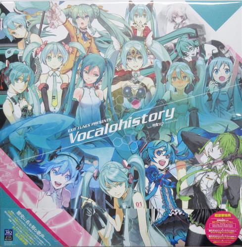 EXIT TUNES PRESENTS Vocalohistory feat.初音ミク 3939セット限定生産盤
