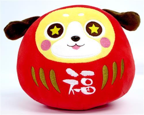 そらまふうらさか 坂田犬だるま 坂田犬 (あほの坂田。(となりの坂田。)) 【そらまふうらさかのふゆやすみ! 年越し忘年会/明けまして新年会】
