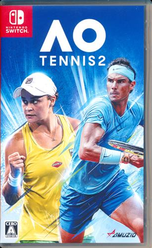 AOテニス 2 (Nintendo Switch版) 【Nintendo Switch】