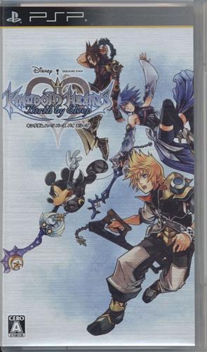 KINGDOM HEARTS Birth by Sleep 【PSP】