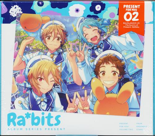 あんさんぶるスターズ! アルバムシリーズ Ra*bits 初回限定生産盤