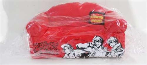 ヒプノシスマイク-Division Rap Battle- レザー風ソファー型ティッシュケースカバー Buster Bros!!! 山田一郎(MC.B.B)&山田二郎(MC.M.B)&山田三郎(MC.L.B)