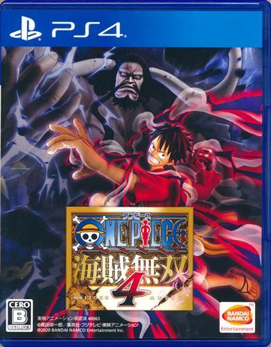 ONE PIECE 海賊無双 4 (PS4版)