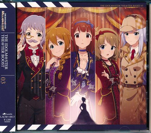 THE IDOLM@STER MILLION LIVE! THE@TER BOOST 03