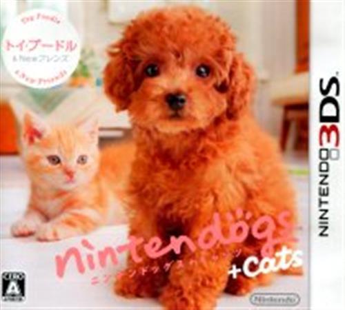 nintendogs+cats トイ・プードル&Newフレンズ 【3DS】