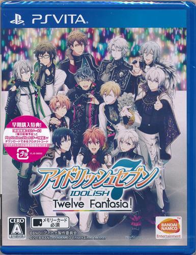 アイドリッシュセブン Twelve Fantasia! (通常版)