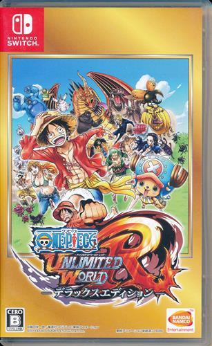 ONE PIECE アンリミテッドワールド R デラックスエディション (Nintendo Switch版)