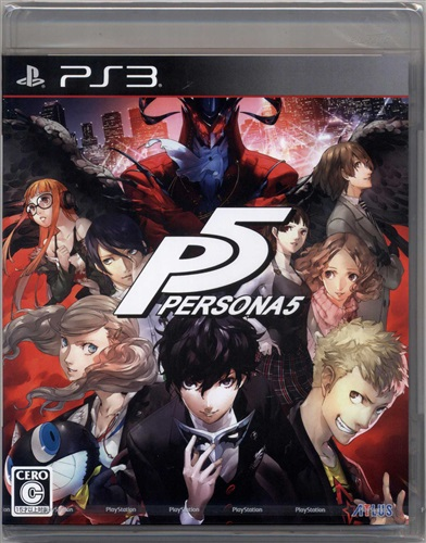 ペルソナ 5 (通常版) (PS3版)
