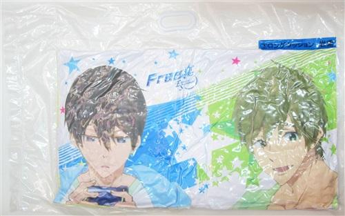 Free!-Eternal Summer- 当たりくじ ロングクッション 岩鳶高校