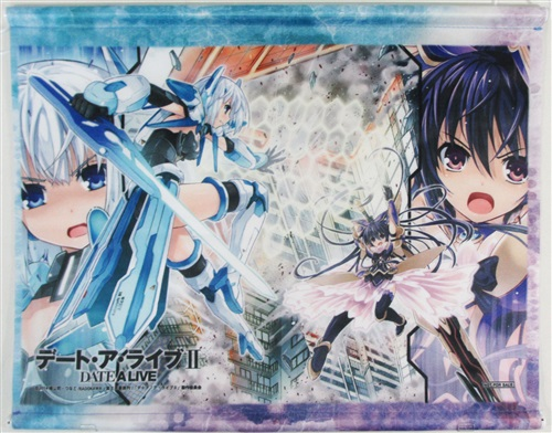 デート・ア・ライブ II A3タペストリー 【アニメイト BD/DVD購入特典】