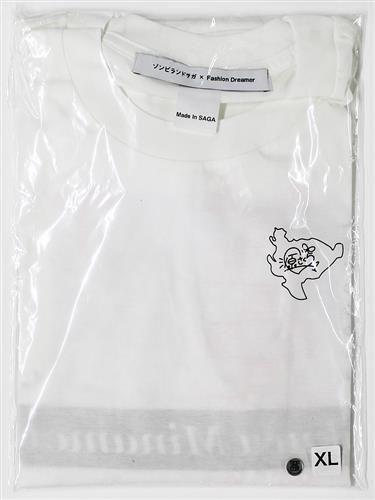ゾンビランドサガ×Fashion Dreamer D コラボTシャツ 源さくら B (XLサイズ)