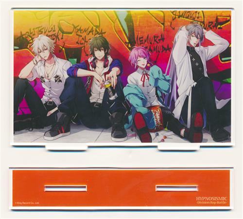 ヒプノシスマイク オリジナルアクリルスタンド 【spoon.2Di vol.41 応募者全員サービス】