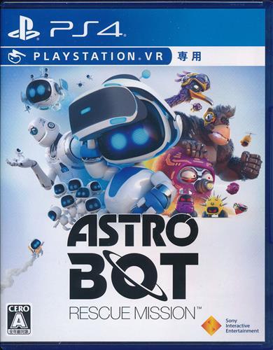 ASTRO BOT:RESCUE MISSION 【PS4】