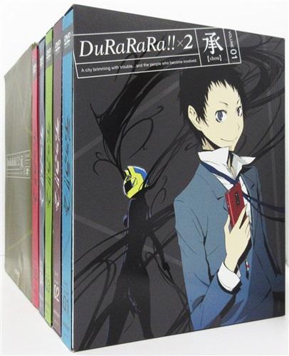 デュラララ!!×2 承 完全生産限定版 全6巻セット