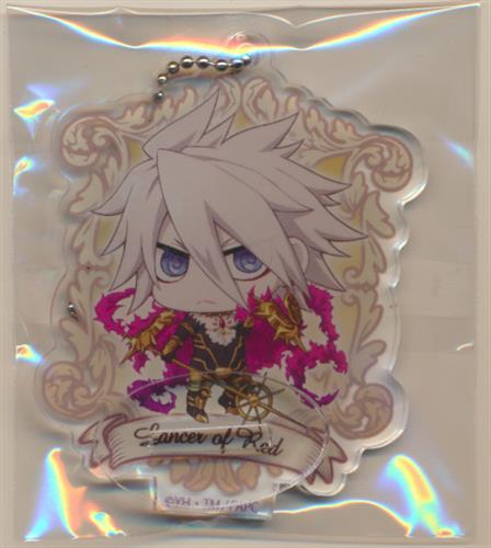 Fate/Apocrypha とじコレ アクリルキーチェーン Vol.2 赤のランサー