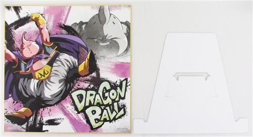 一番くじ ドラゴンボール BATTLE OF WORLD with DRAGONBALL LEGENDS G賞 色紙 魔人ブゥ