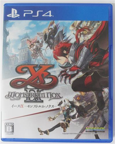 イース IX -Monstrum NOX- (通常版) 【PS4】