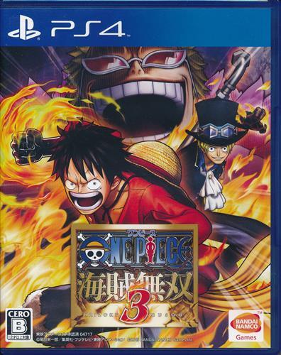 ONE PIECE 海賊無双 3 (PS4版)