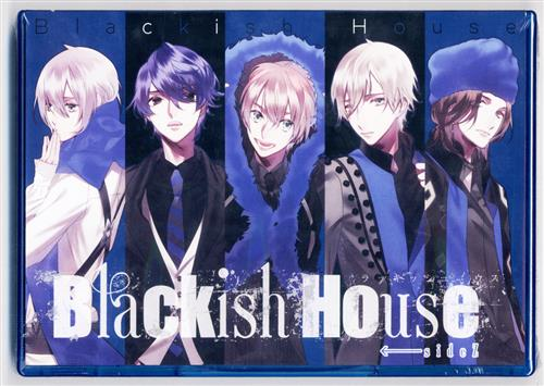 BlAckisH House ←sideZ (通常版)