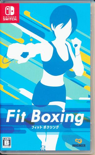Fit Boxing 【Nintendo Switch】