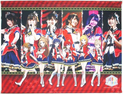 THE IDOLM@STER MILLION LIVE! 5thLIVE BRAND NEW PERFORM@NCE!!! B2タペストリー 【アニメイト BD購入特典】