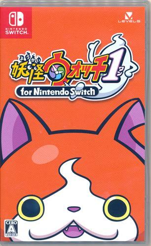 妖怪ウォッチ1 for Nintendo Switch 【Nintendo Switch】