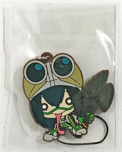 にとたん 僕のヒーローアカデミア ヒーローコスチューム ラバーマスコット 蛙吹梅雨