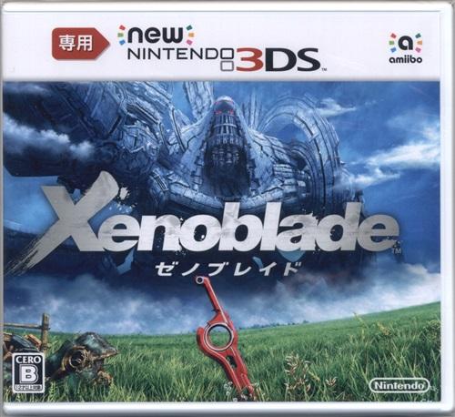 ゼノブレイド (N3DS版) 【3DS】
