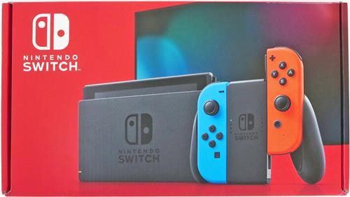 Nintendo Switch Joy-Con (L) ネオンブルー/(R) ネオンレッド (2019年8月発売モデル)