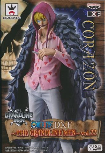 ONE PIECE DXF ~THE GRANDLINE MEN~ vol.22 (コラソン) ドンキホーテ・ロシナンテ
