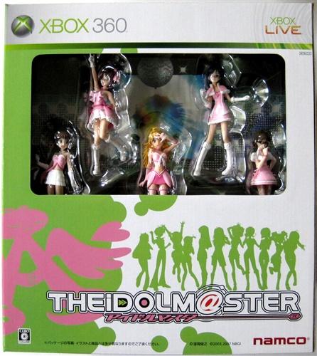 THE iDOLM@STER 限定版 【Xbox 360】