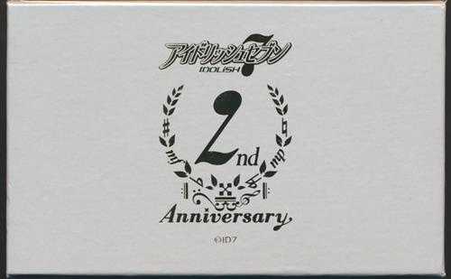 アイドリッシュセブン メモリアルオルゴール (ストラップ付き) 【2ND ANNIVERSARY 「アイドリッシュセブン」展】