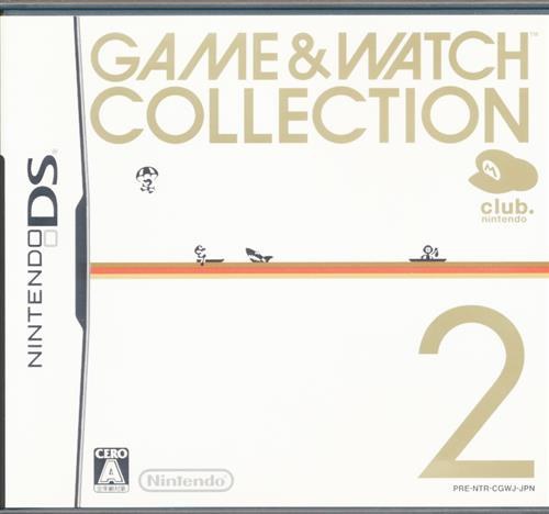 GAME&WATCH COLLECTION 2 【DS】