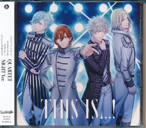 うたの☆プリンスさまっ♪ SUPER STAR/THIS IS...!/Genesis QUARTET NIGHT Ver. [QUARTET NIGHT]