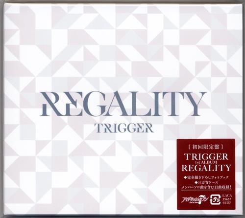 アイドリッシュセブン REGALITY 初回限定盤