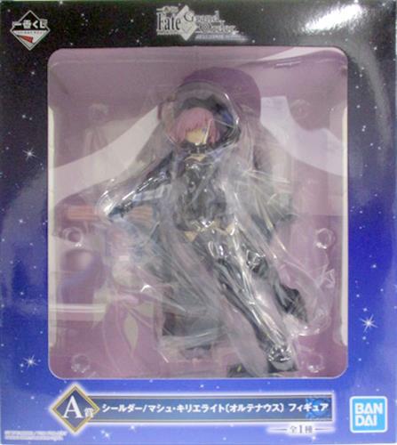 一番くじ Fate/Grand Order -武装完了、霊基外骨骼[オルテナウス]- A賞 シールダー/マシュ・キリエライト[オルテナウス] フィギュア