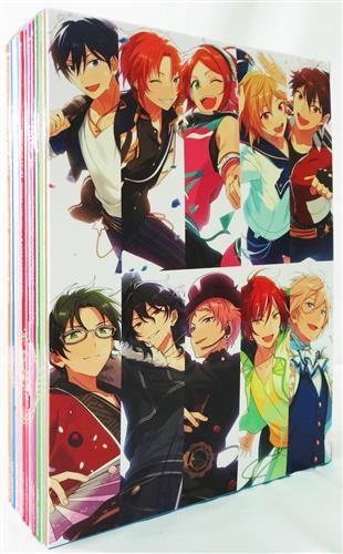 あんさんぶるスターズ! Magazine vol.1~10+アニメイト全巻購入特典 全巻収納BOX セット