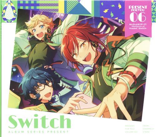 あんさんぶるスターズ! アルバムシリーズ Switch 初回限定生産盤