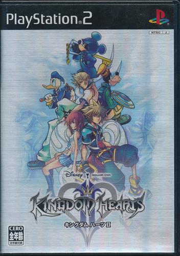 KINGDOM HEARTS II 【PS2】