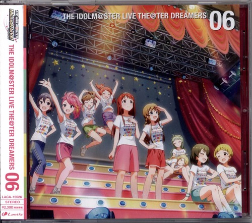 THE IDOLM@STER MILLION LIVE! THE IDOLM@STER LIVE THE@TER DREAMERS 06