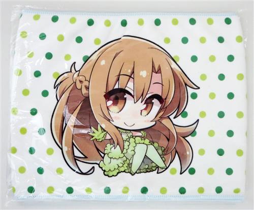 ソードアート・オンライン マフラータオル 野菜服 アスナ(結城明日奈)