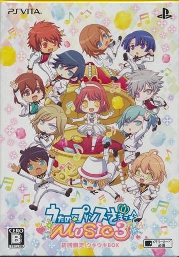 うたの☆プリンスさまっ♪ MUSIC3 初回限定 ウキウキBOX