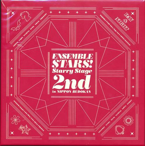 あんさんぶるスターズ! Starry Stage 2nd ~in 日本武道館~BOX盤
