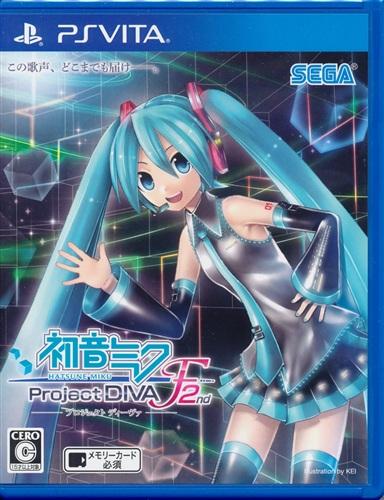 初音ミク -Project DIVA- f 2nd (PSvita版)