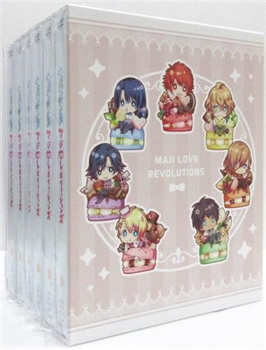 うたの☆プリンスさまっ♪ マジLOVEレボリューションズ 全6巻+アニメイト全巻購入特典全巻収納BOXセット