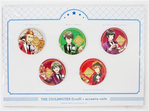 THE IDOLM@STER SideM×アニメイトカフェ 甘党会セット