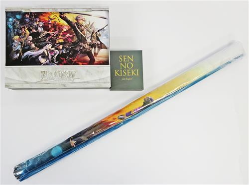 英雄伝説 閃の軌跡 IV -THE END OF SAGA- 永久保存版 電撃スペシャルパック シリーズ5周年記念EDITION 【PS4】