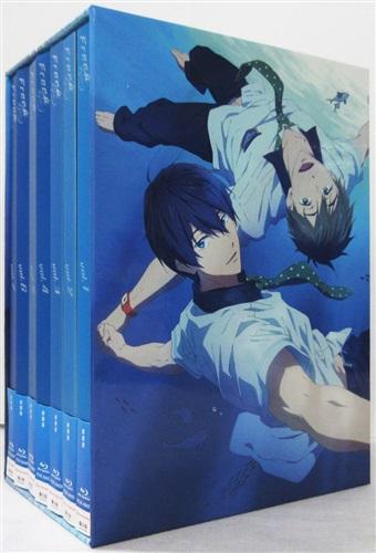 Free!-Eternal Summer- 初回版 全7巻+アニメイト全巻購入特典 全巻収納BOXセット